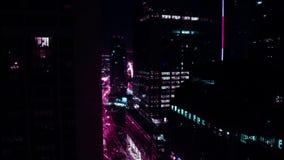 Dag till natten till dagen Timelapse av Toronto