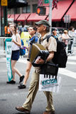2014 Dag van de Arbeidparade in New York Royalty-vrije Stock Foto