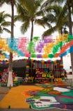 Dag van de Dode Parade stock foto