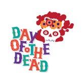 Dag van de Doden stock fotografie