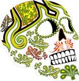 Dag van de Doden Mexicaans festival Stock Foto