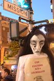 2013 Dag van de Doden, San Francisco Stock Foto