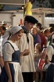Dag van Duitse Eenheid Royalty-vrije Stock Foto