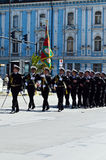 Dag van het Bulgaarse Leger Royalty-vrije Stock Foto