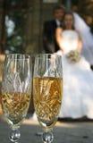 Dag van huwelijk Stock Fotografie
