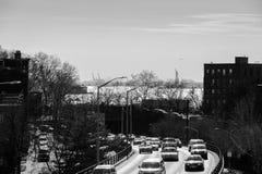 Dag vid dagen New York Fotografering för Bildbyråer