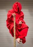 Dagar av beröm och partiet i Malaga Andalusia Spanien Fotografering för Bildbyråer