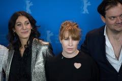 ` 3 dagar i Quiberon ` 3 Tage i Quiberon fotoappell på 68th Berlinale Fotografering för Bildbyråer