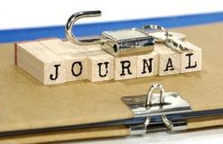 Dagboek stock foto's