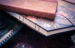 dagboeken Royalty-vrije Stock Afbeeldingen