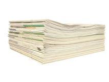 Dagboeken Royalty-vrije Stock Foto's