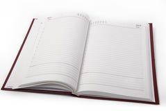 dagbok Arkivfoto