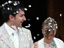 dagbröllop Royaltyfri Bild