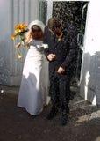 dagbröllop Royaltyfria Foton