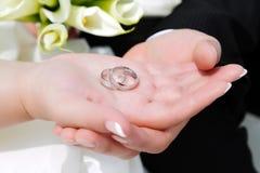 dagbröllop Arkivbild