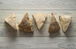 Dagelijks brood Stock Afbeeldingen