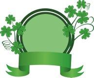 Dagen för St. Patricks inramar Arkivfoton
