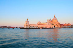 Dageraad in Venetië Royalty-vrije Stock Fotografie