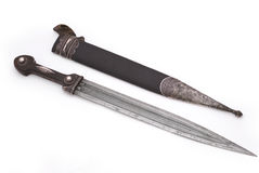 Dagestan (caucasian) dagger Royalty Free Stock Photography