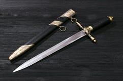 dagger fotografie stock libere da diritti