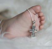 Dagger o bebê Imagem de Stock