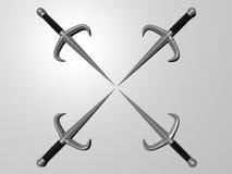 Daggers Royalty Free Stock Image