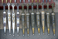 Daggers Stock Photography
