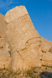 Dagi de Nemrut Photos stock