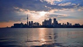 Daglicht in Toronto Stock Foto's