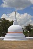 Dagoba buddista fotografia stock libera da diritti