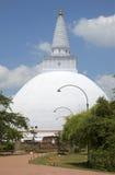Dagoba Miriswatta Anuradhapura,斯里南卡 库存照片
