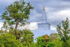 Dagoba Ruwanwelisaya σε Anuradhapura Στοκ Εικόνες