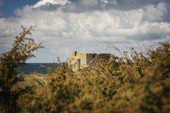 Dagshog ruina Szwecja Zdjęcie Royalty Free