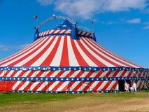 Dagtocht bij het circus Stock Fotografie