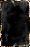 Daguerreotype vintage frame Stock Images