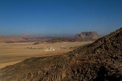 Dahab delle montagne Fotografia Stock Libera da Diritti