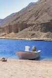 Dahab, lanscape Египта Стоковые Изображения RF