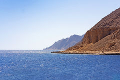 Dahab, lanscape Египта Стоковое Фото