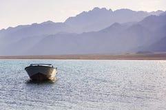 Dahab, lanscape Египта Стоковое Изображение RF