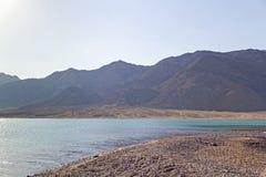 Dahab, lanscape Египта Стоковое фото RF