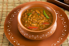 Red kidney Beans. Indian Dish Royalty Free Stock Photography