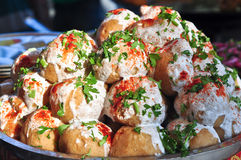 Dahi Vada stock photos