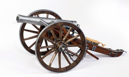 1863 Dahlgren Cannon Stock Photos
