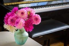 Dahlia Bouquet Royalty Free Stock Image