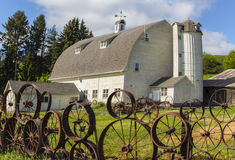 Dahman Barn Stock Images