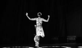 Dai - ο εθνικός λαϊκός χορός Στοκ εικόνα με δικαίωμα ελεύθερης χρήσης