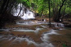 Dai Chong Thong Waterfall Royalty Free Stock Image