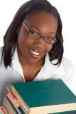 Dai libri - corsi per adulti Fotografia Stock