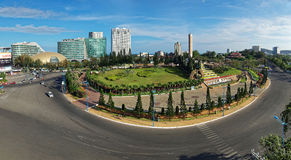 Dai Liet Sy Roundabout - Vietnam Royalty Free Stock Images