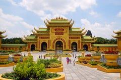 Dai Nam Theme Park near Ho Chi Minh City, Vietnam Stock Image